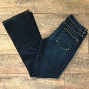 Anthropologie Pilcro Low-Rise Bootcut Jeans